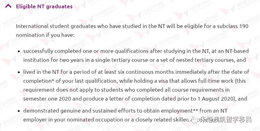 NT-Graduates
