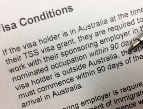 疫情期间489类临时签证转887类永居签证的要求