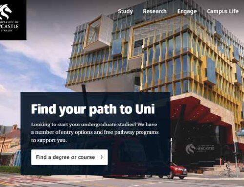 【NSW】纽卡斯尔大学-最快1年完成商科硕士1.5年即可专升硕毕业