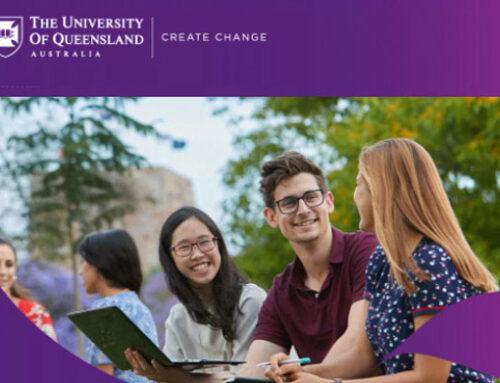 【QLD】昆士兰大学2022年国际生奖学金