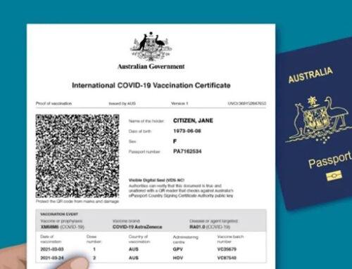 如何获取国际旅行新冠疫苗接种证书?